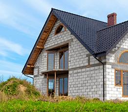 Строительство домов из керамзитоблоков в Калининграде, цены